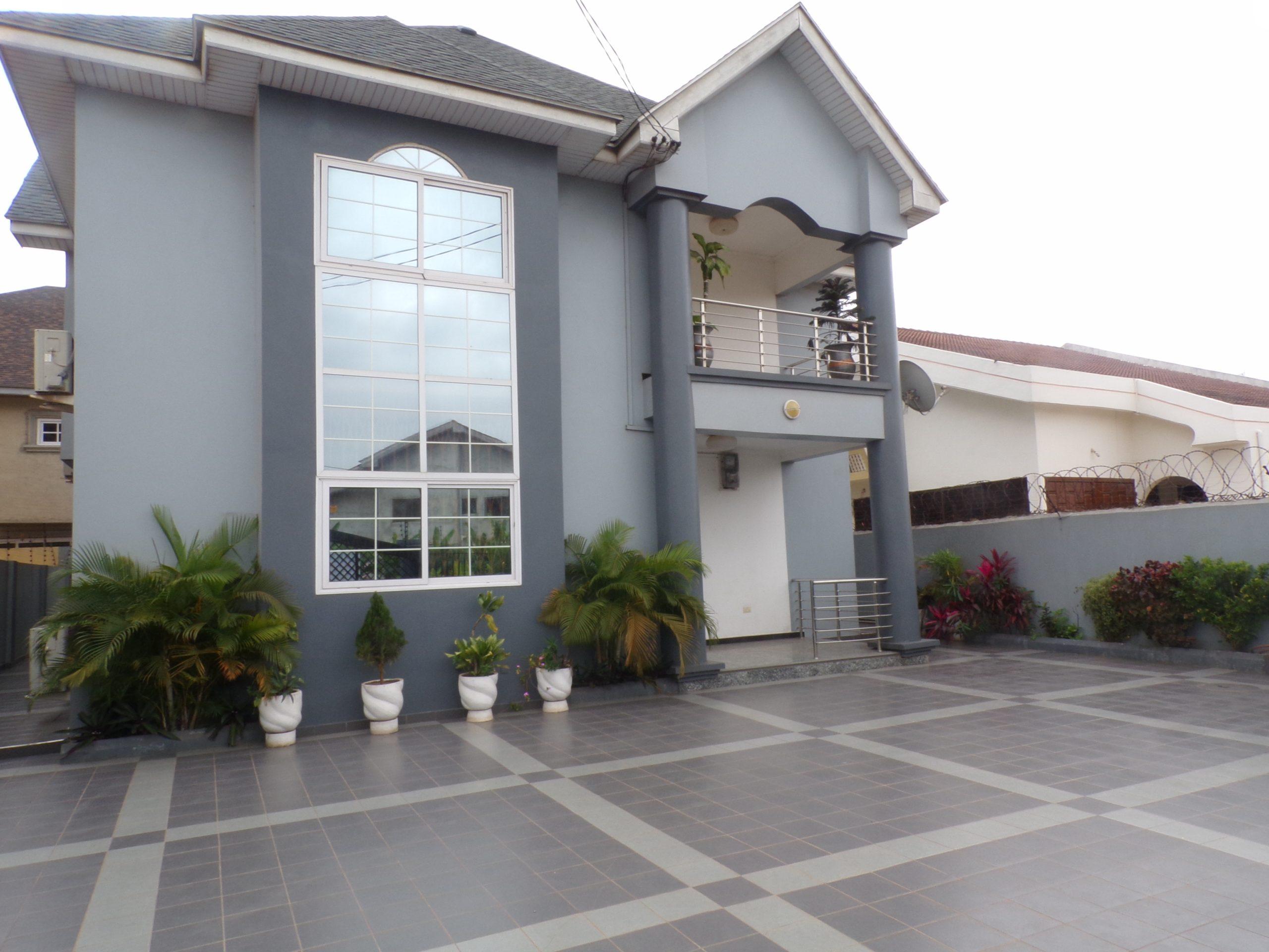 5 bedroom House for Rent in Adjiringanor