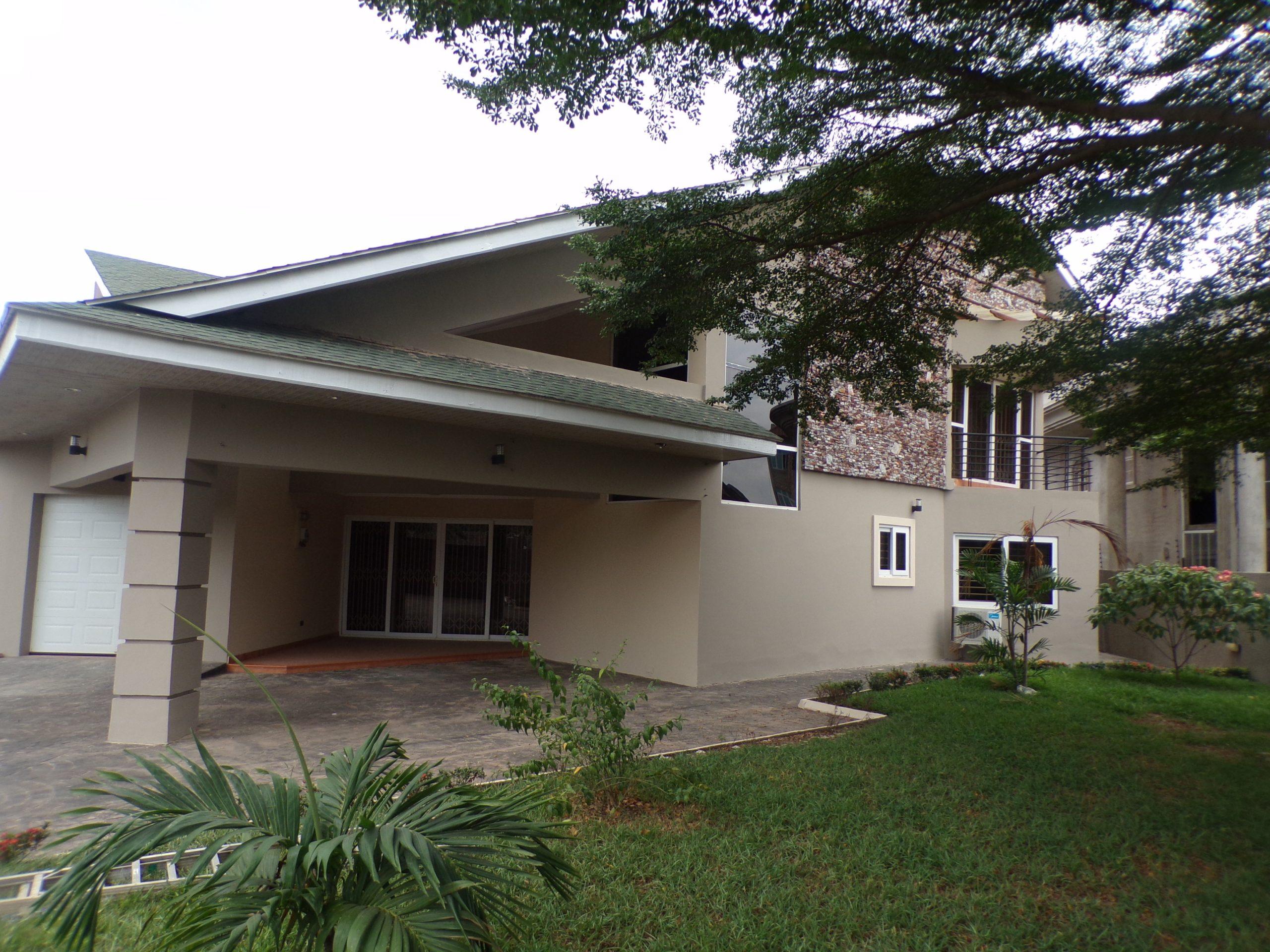 5 bedroom House for Rent at Adjiringanor