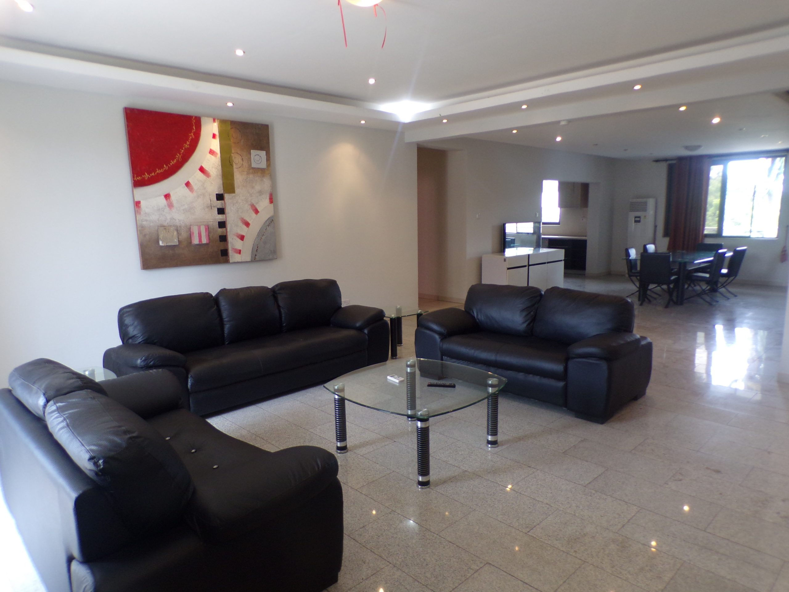 3 BEDROOM FURNISHED TOWNHOUSE FOR RENT AT AIRPORT RESIDENTIAL