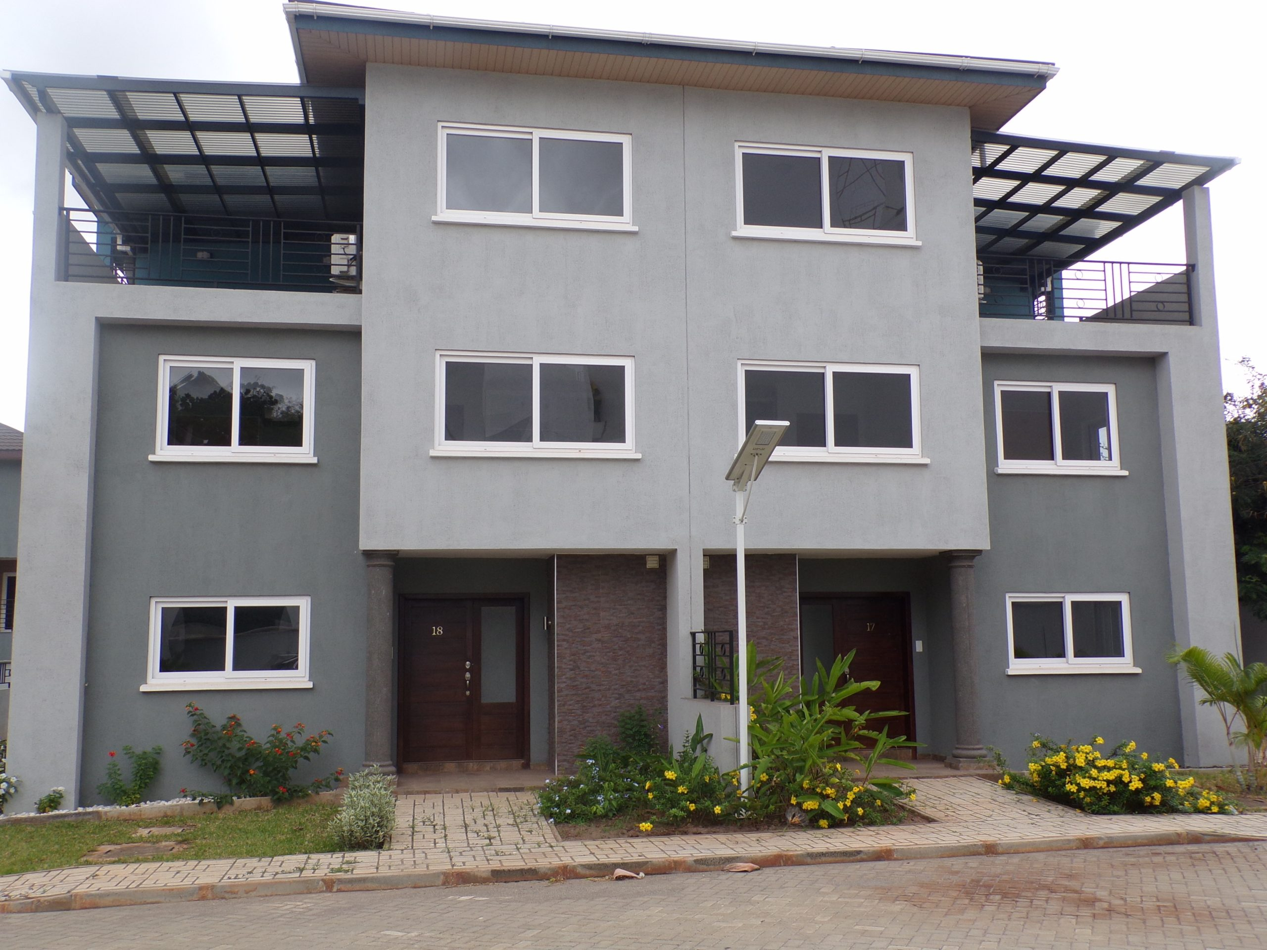 4 bedroom Unfurnished Townhouse for Rent at Cantonments
