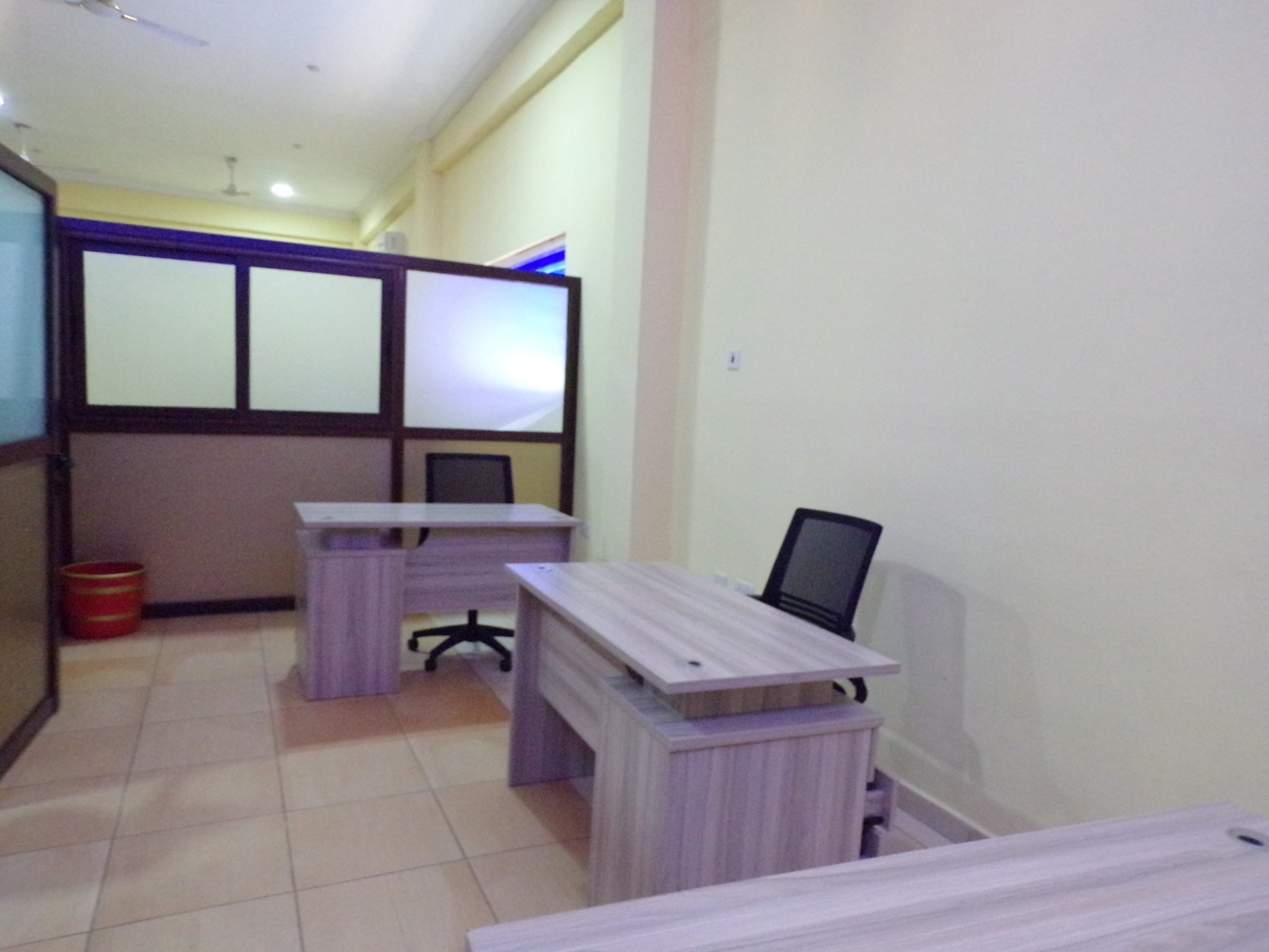 Serviced Office Space for Rent in Adjiringanor
