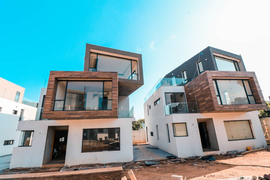 4 bedroom Smart Townhouse for Sale at Cantonments