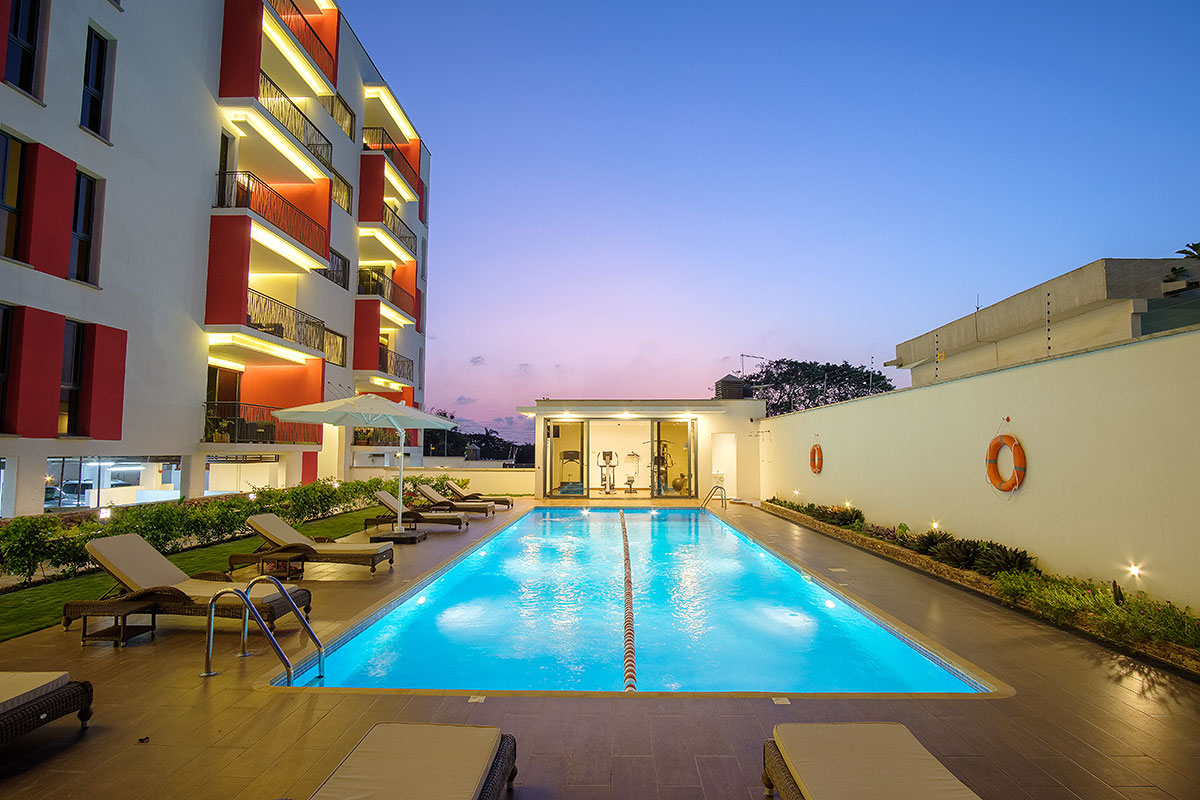 1 BEDROOM APARTMENT FOR SALE AT AIRPORT AREA