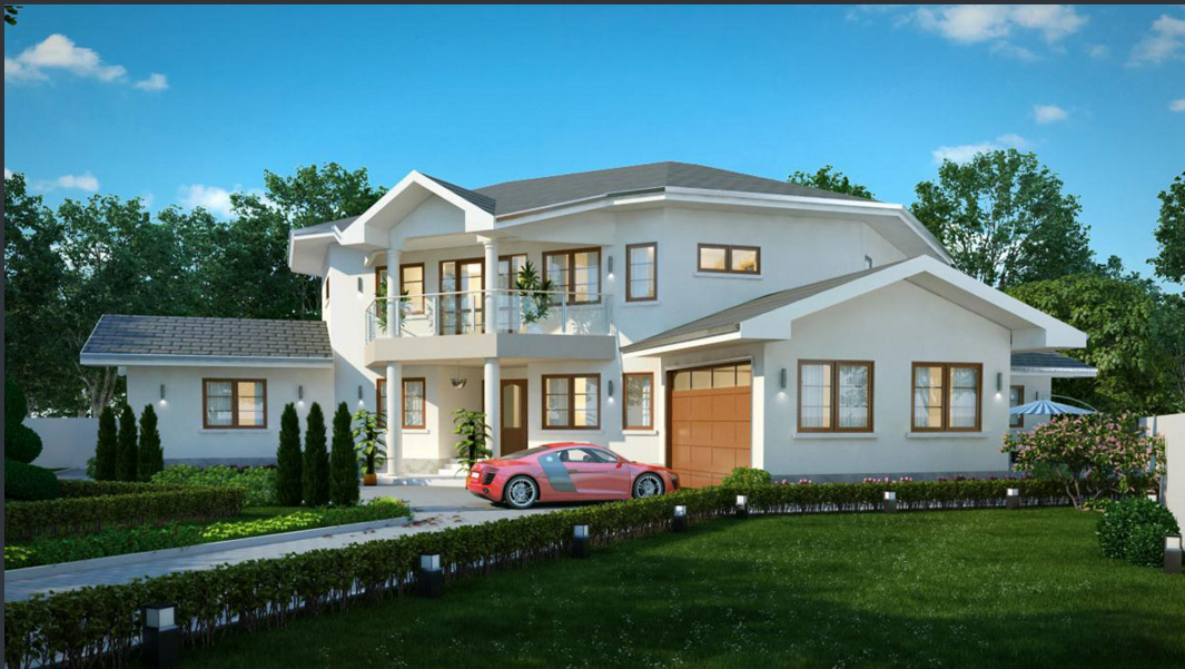 4 BEDROOM HOUSE FOR SALE AT AIRPORT VALLEY