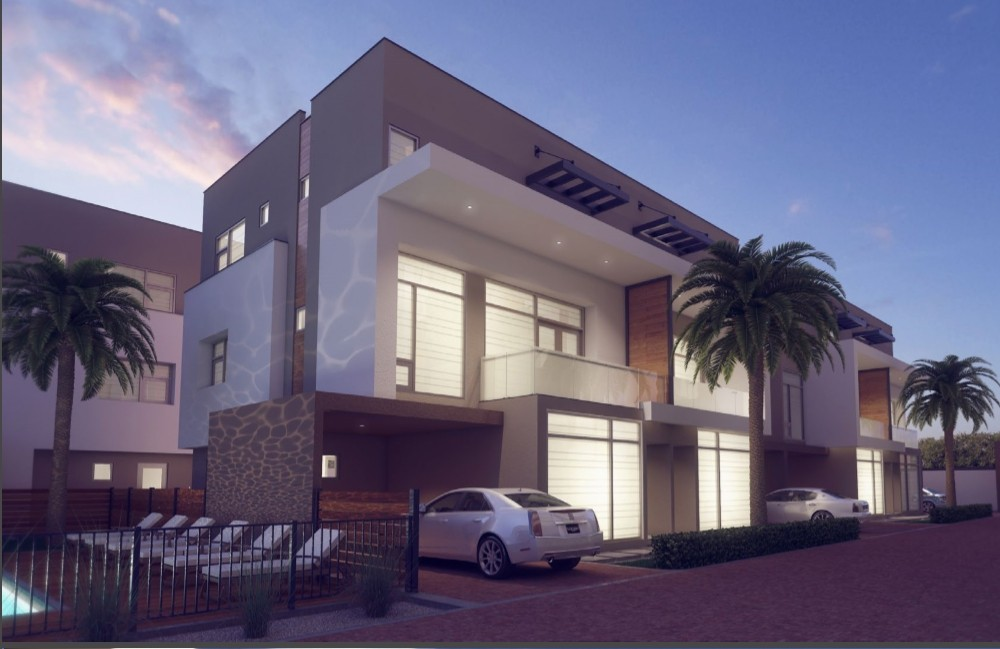 4 BEDROOM TOWNHOUSE FOR SALE AT AIRPORT HILLS