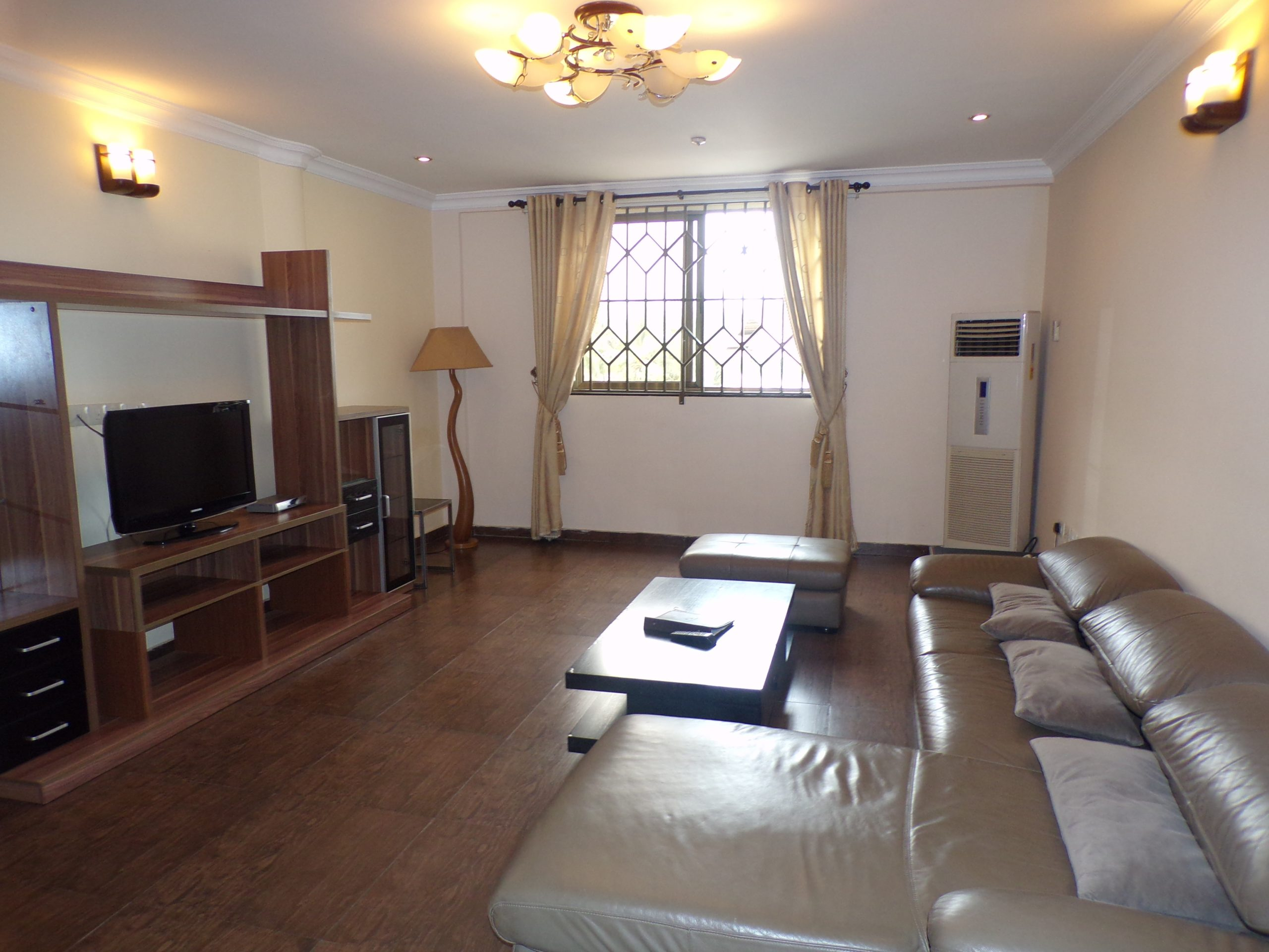 2 BEDROOM FURNISHED APARTMENT FOR RENT AT AIRPORT RESIDENTIAL
