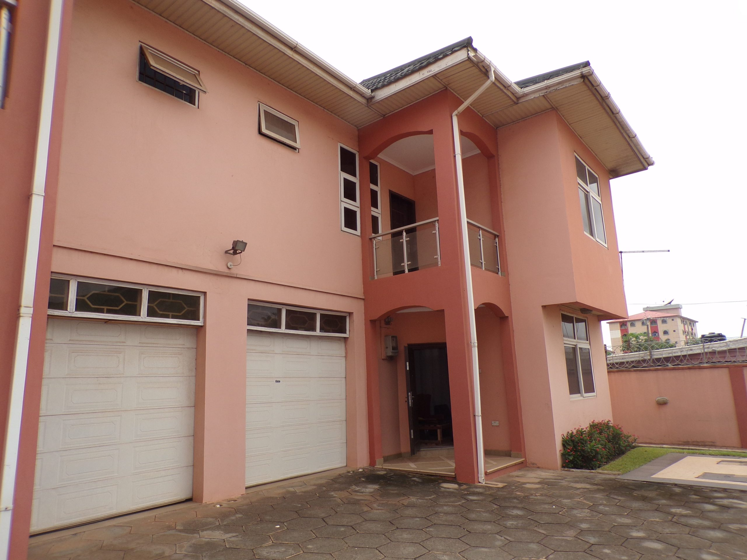 3 bedroom Furnished House for Rent at Dzorwulu