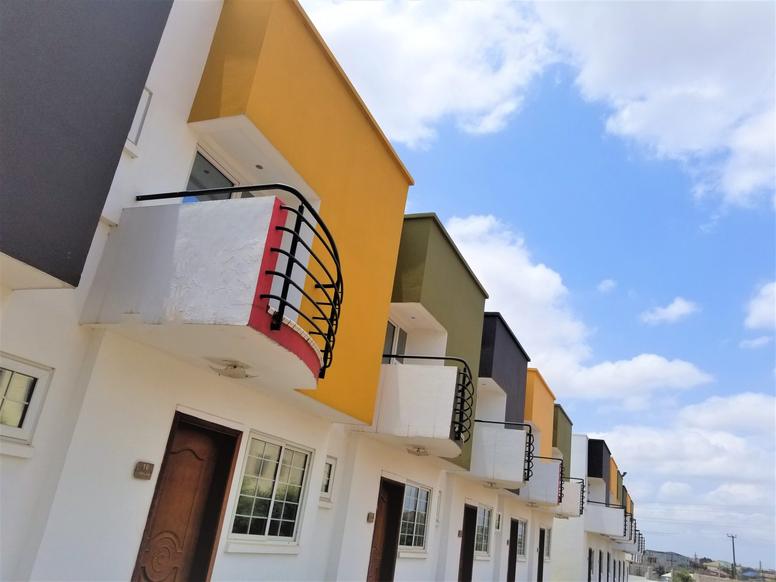 2 BEDROOM TOWNHOUSE FOR SALE AT EAST LEGON HILLS