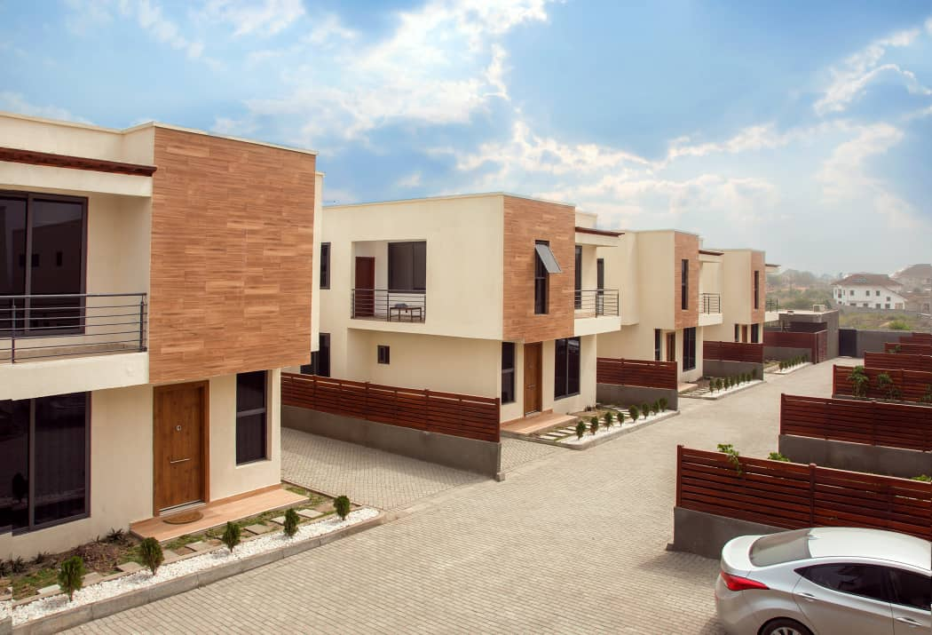 3 BEDROOM DELUXE TOWNHOUSE FOR SALE AT EAST LEGON HILLS