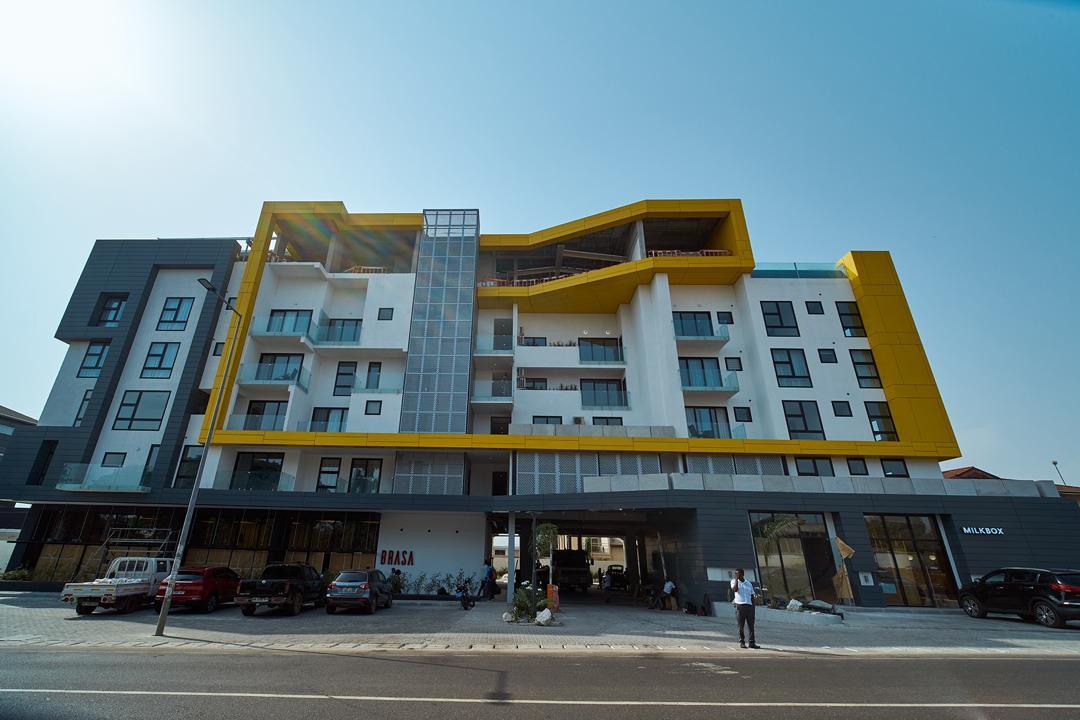 Studio Luxury Apartment for Rent at Labone