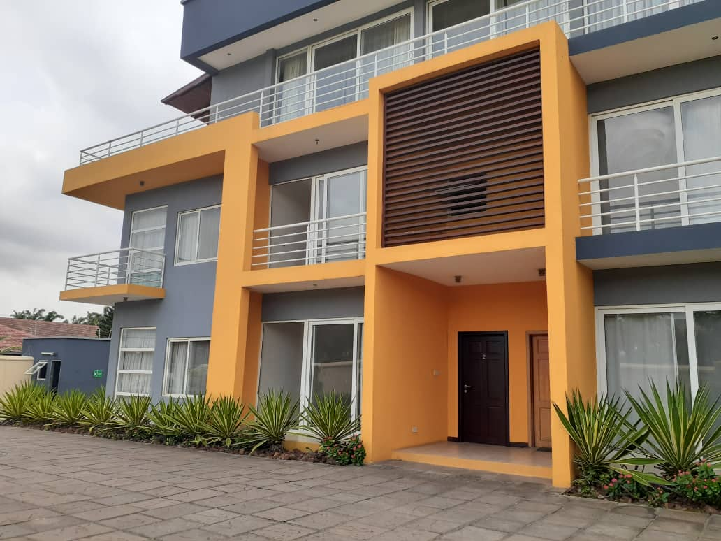 3 bedroom Unfurnished Apartment for Rent at Dzorwulu