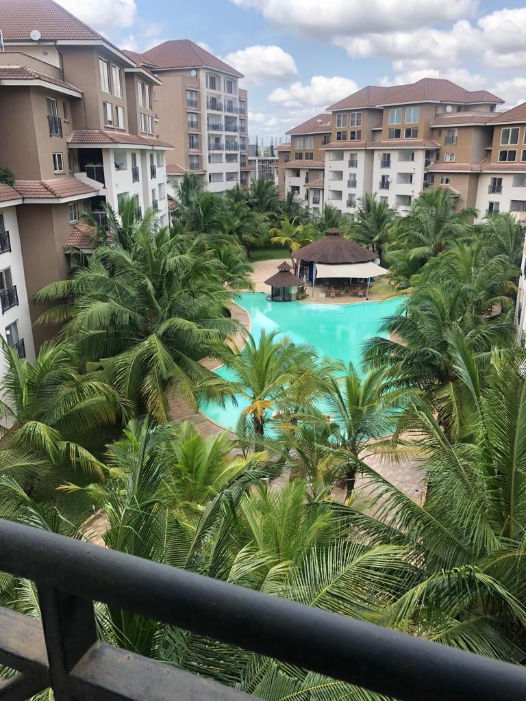 4 BEDROOM APARTMENT FOR RENT AT AIRPORT RESIDENTIAL AREA