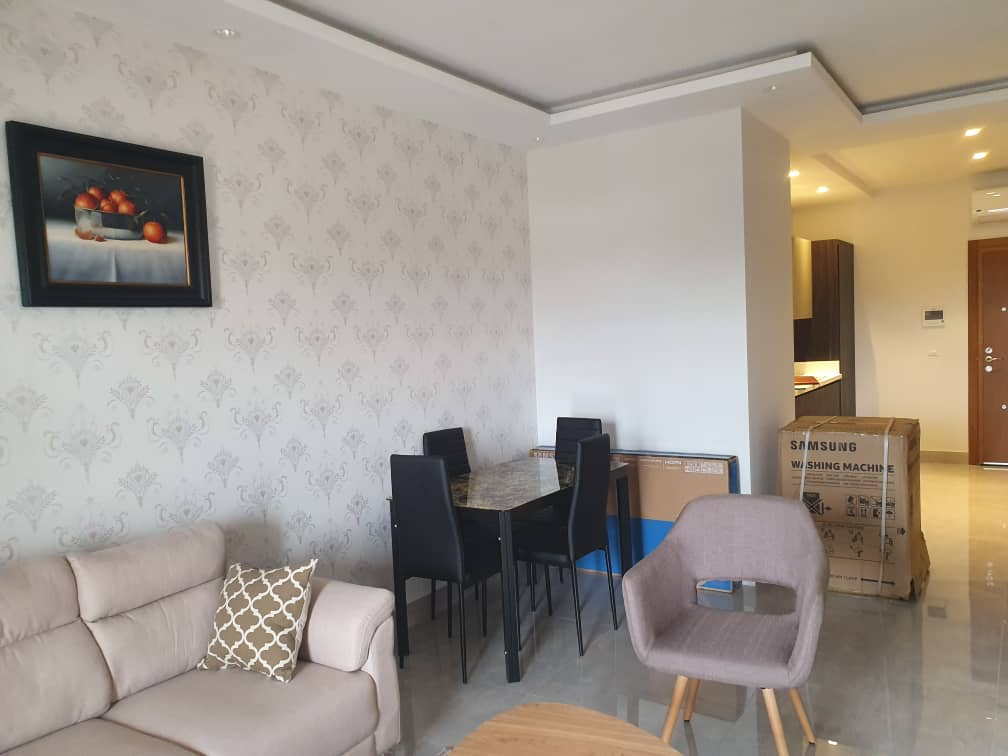 1 BEDROOM FURNISHED APARTMENT FOR RENT AT AIRPORT RESIDENTIAL AREA