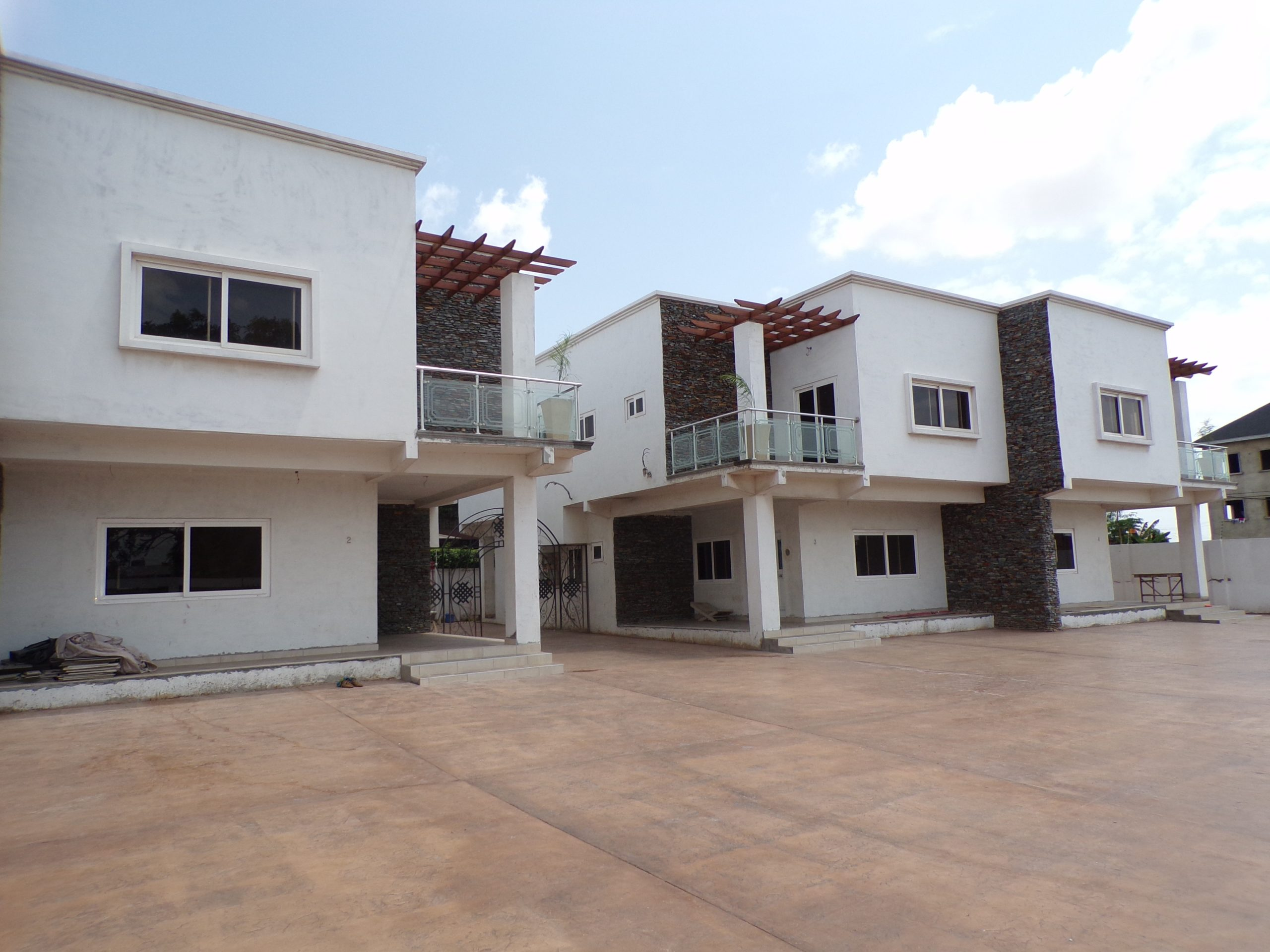 3 bedroom Townhouse for rent in East Legon
