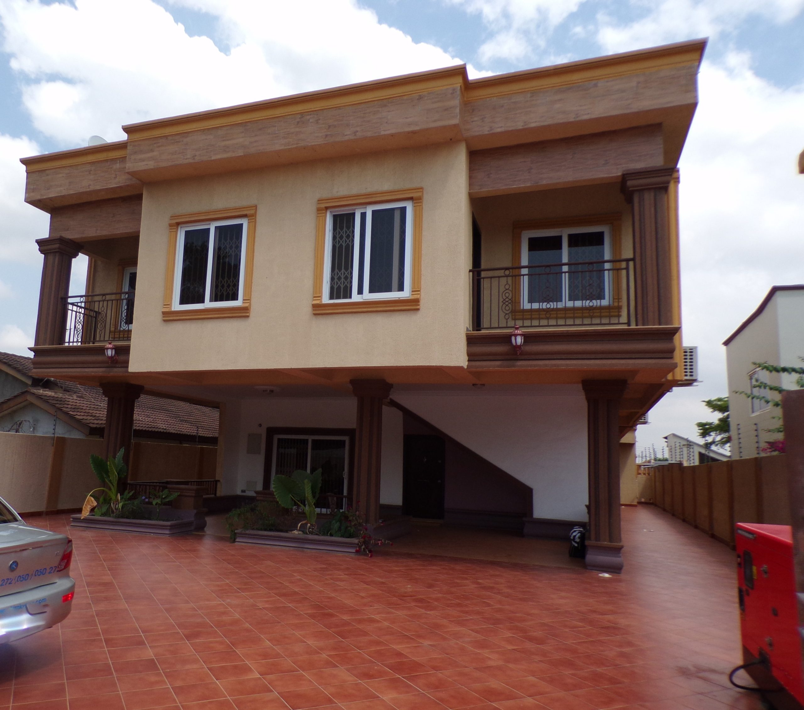 4 bedroom house for rent in East Legon