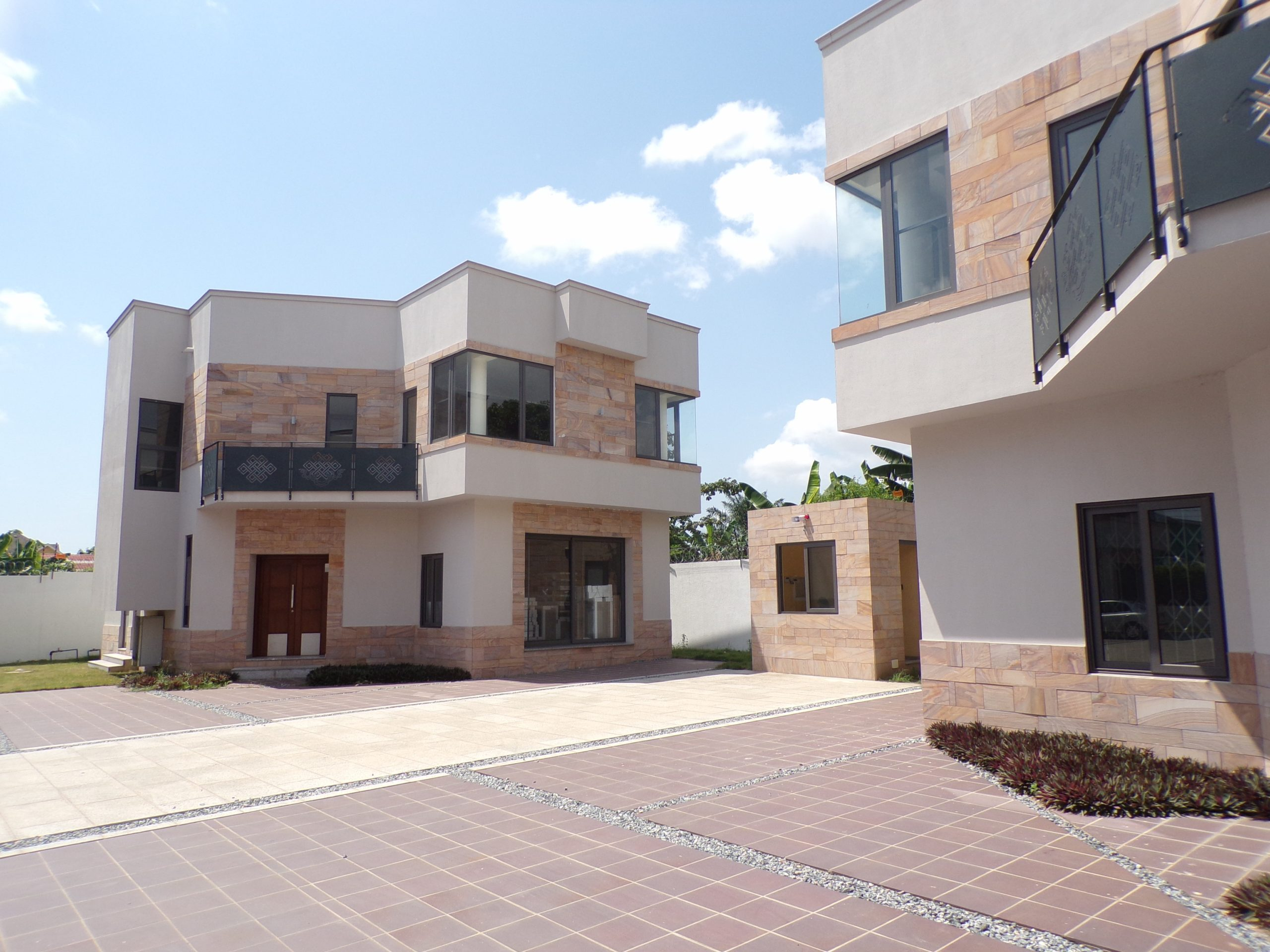3 bedroom furnished townhouse for rent in East Legon