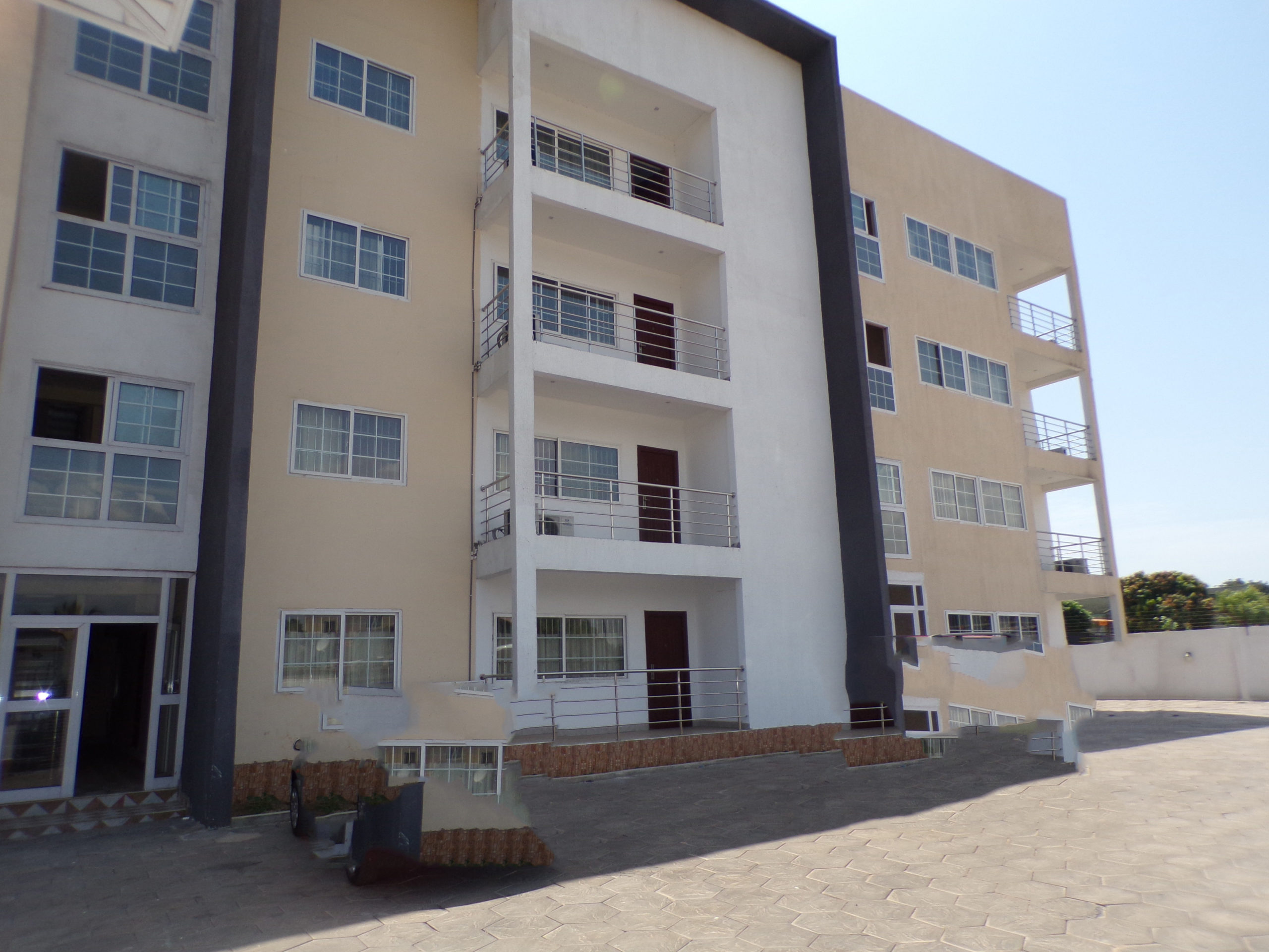 3 bedroom furnished apartment for rent in East Legon