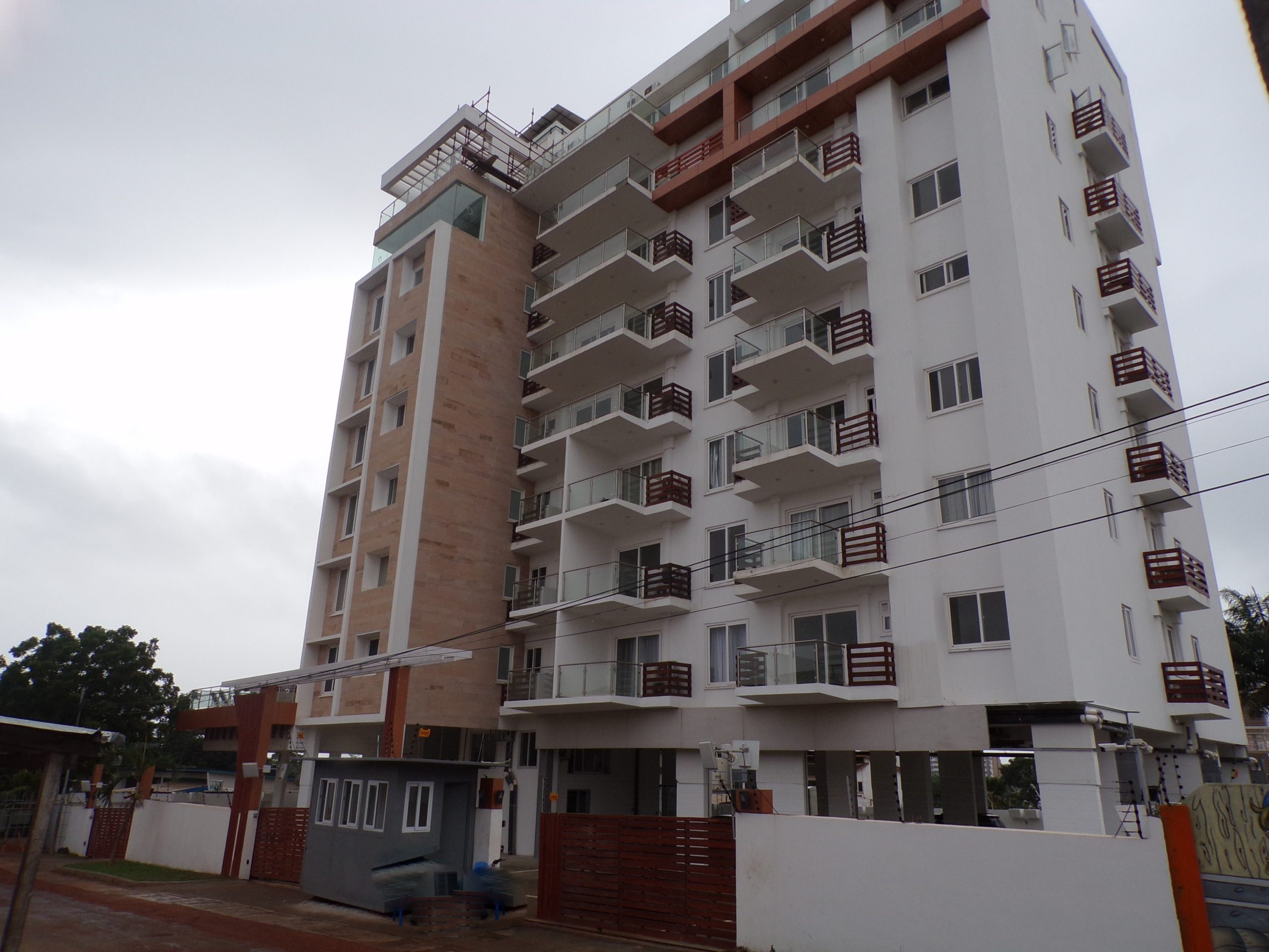 1 bedroom luxury unfurnished apartment for Rent in Ringway Estates