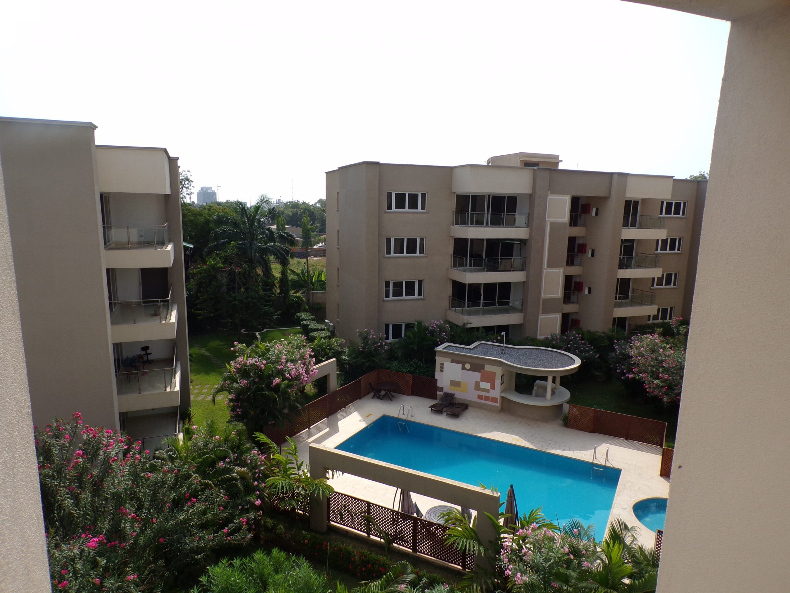 3 BEDROOM FURNISHED APARTMENT FOR RENT AT INDEPENDENCE AVENUE