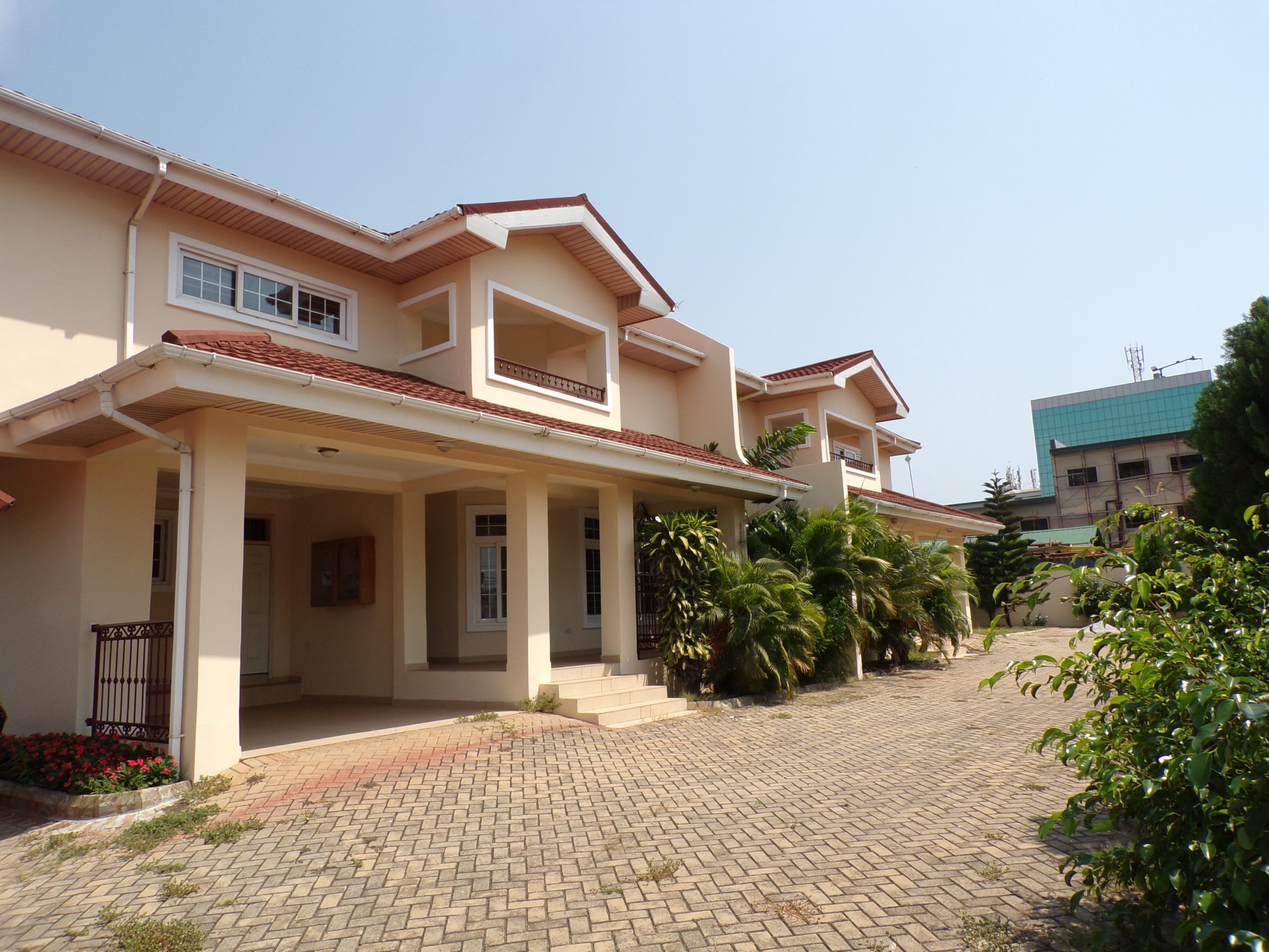 3 BEDROOM UNFURNISHED HOUSE FOR RENT AT RIDGE