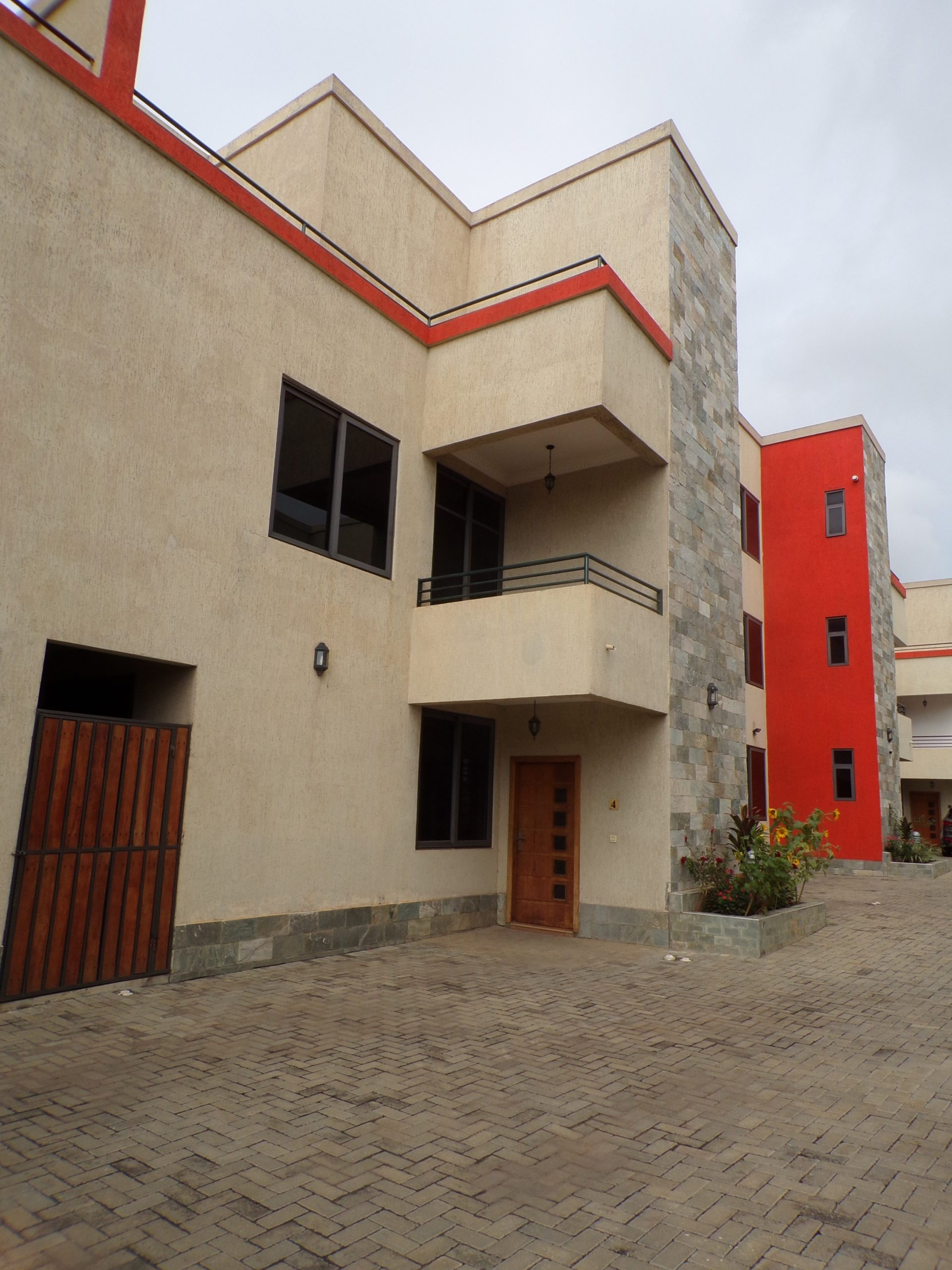 2 bedroom furnished apartment for rent in Roman Ridge