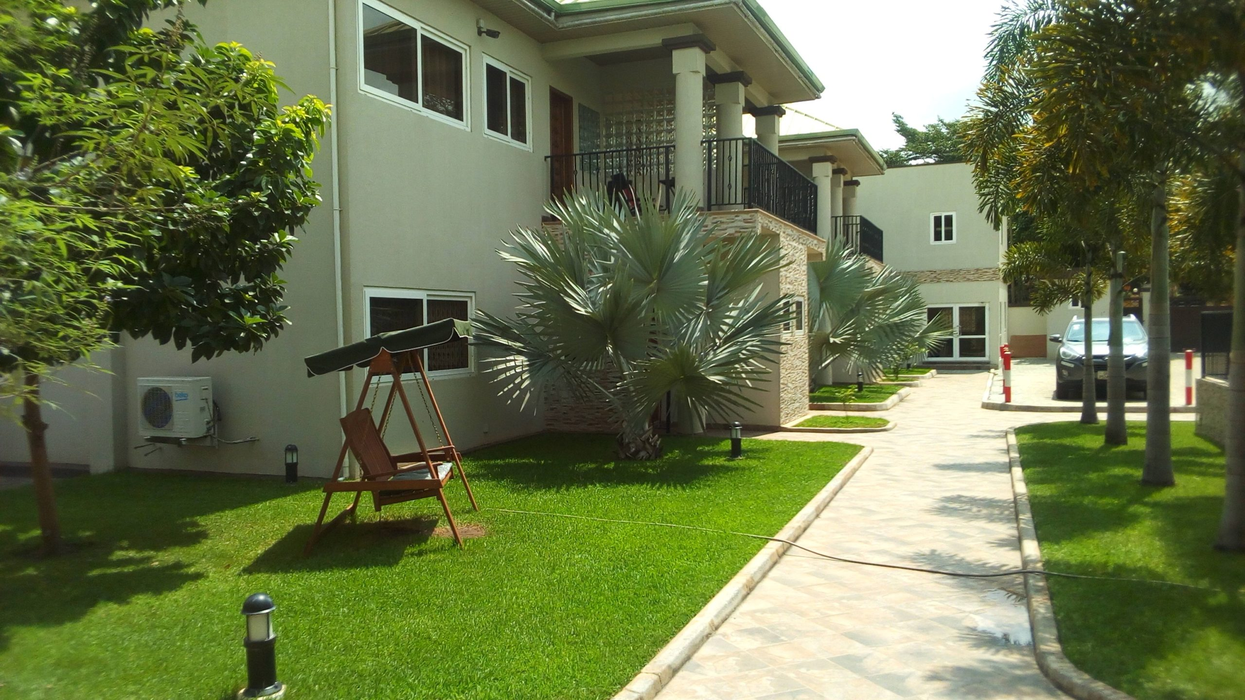 3 BEDROOM APARTMENT FOR RENT AT WEST LEGON.