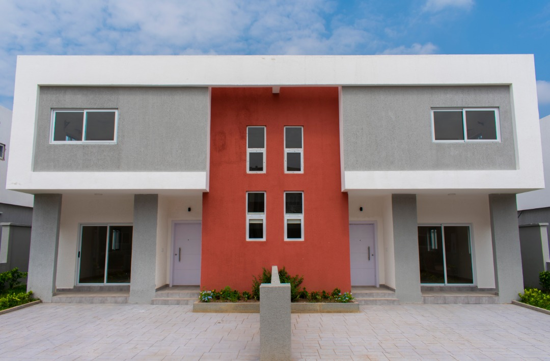 2 bedroom semi-detached  townhouse for Sale in Tema