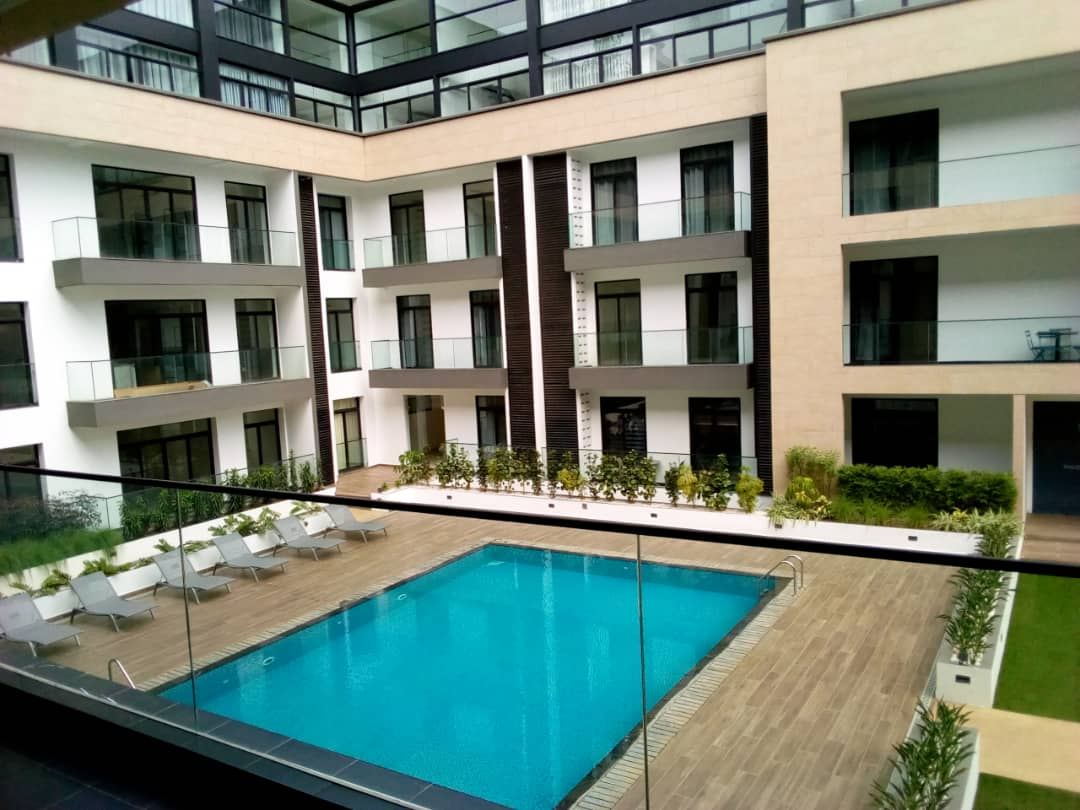 Studio Apartment For Sale At Cantonments Eaglesdale Ghana