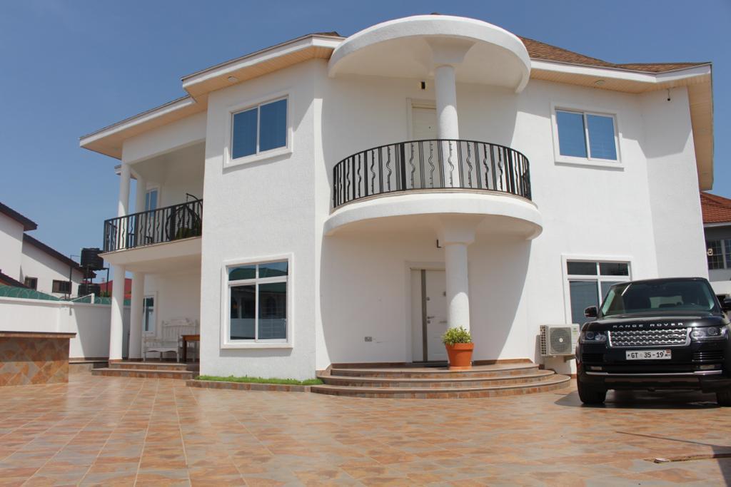 6 BEDROOM FULLY-FURNISHED HOUSE FOR SALE AT EAST LEGON