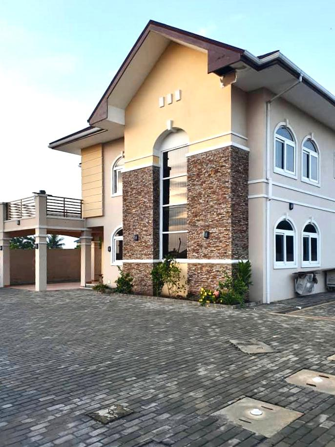 4 BEDROOM DETACHED HOUSE FOR SALE AT MICHEL CAMP