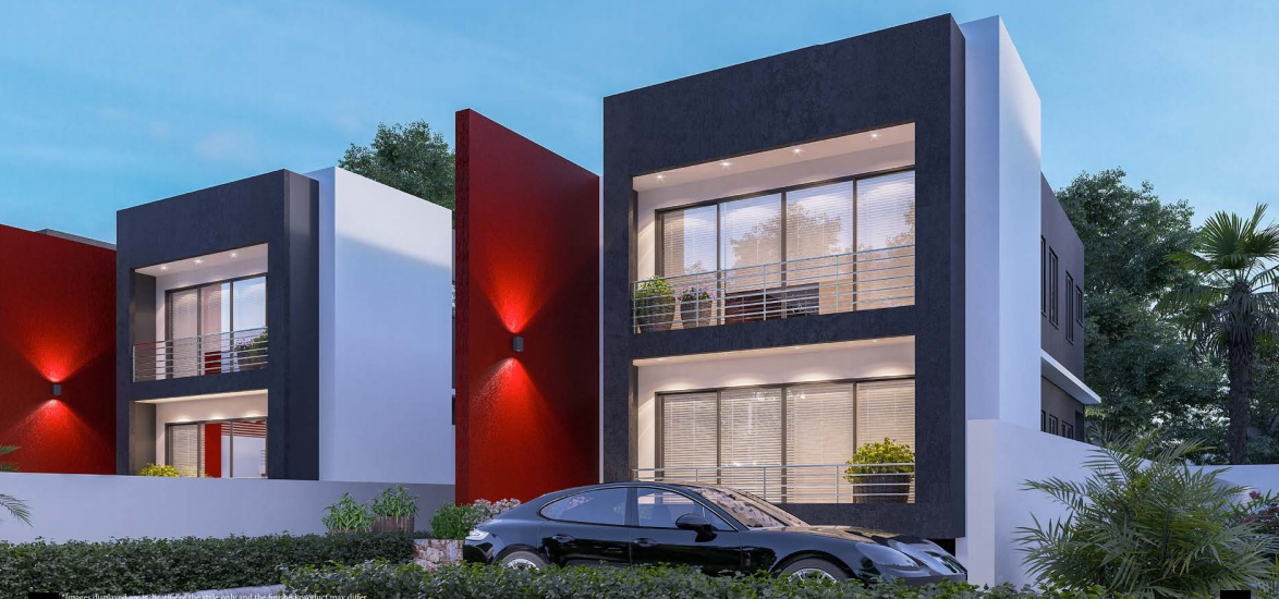 4 BEDROOM TOWNHOUSE FOR SALE AT BURMA HILLS, DADE KOTOPONG