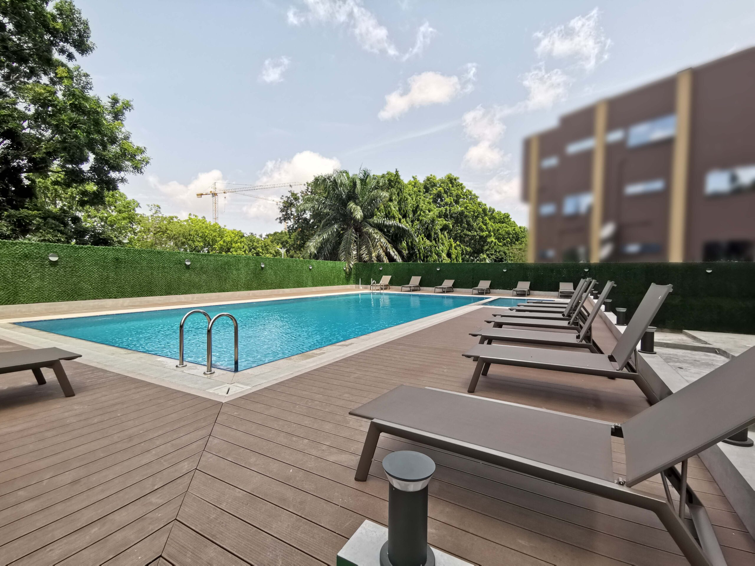 2 BEDROOM FURNISHED APARTMENT FOR RENT AT AIRPORT RESIDENTIAL AREA