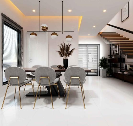 avalon dining space