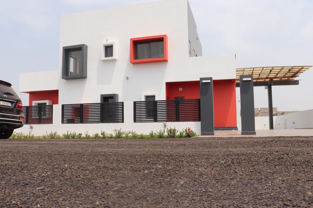 4 BEDROOM FULLY DETACHED HOUSE FOR SALE AT EAST LEGON HILLS