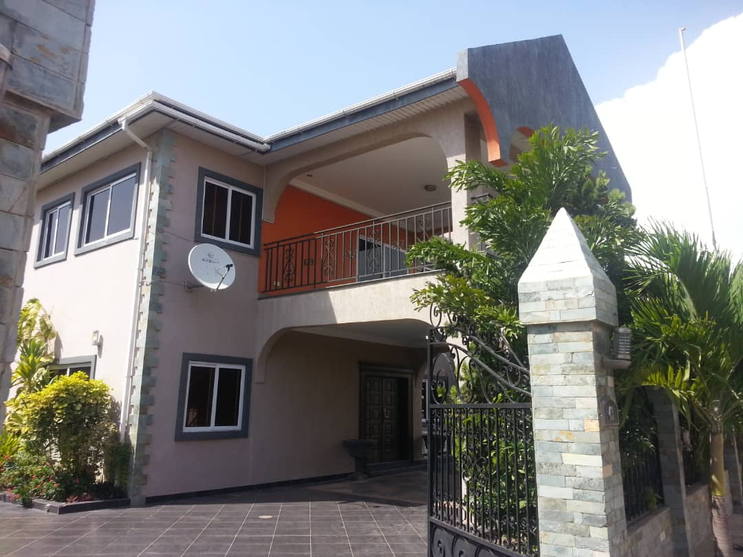 6 BEDROOM HOUSE FOR SALE AT CANTONMENTS