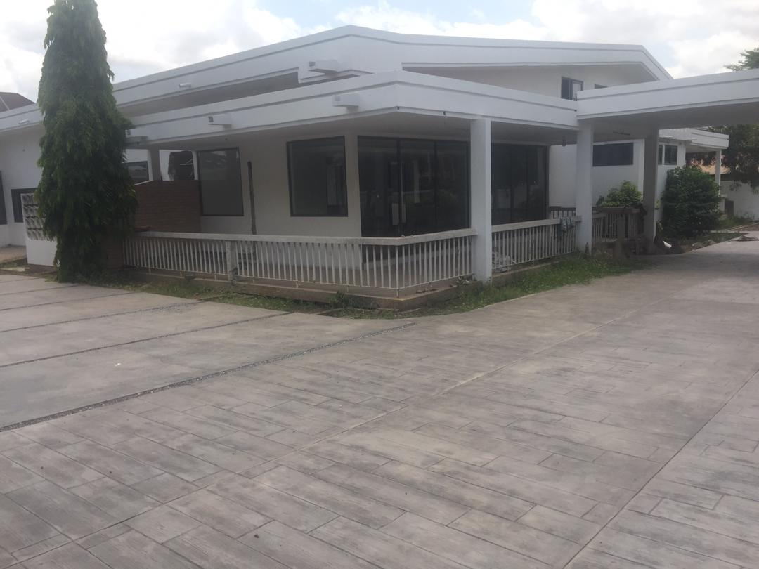 8 BEDROOMS/OFFICES FOR RENT AT EAST LEGON
