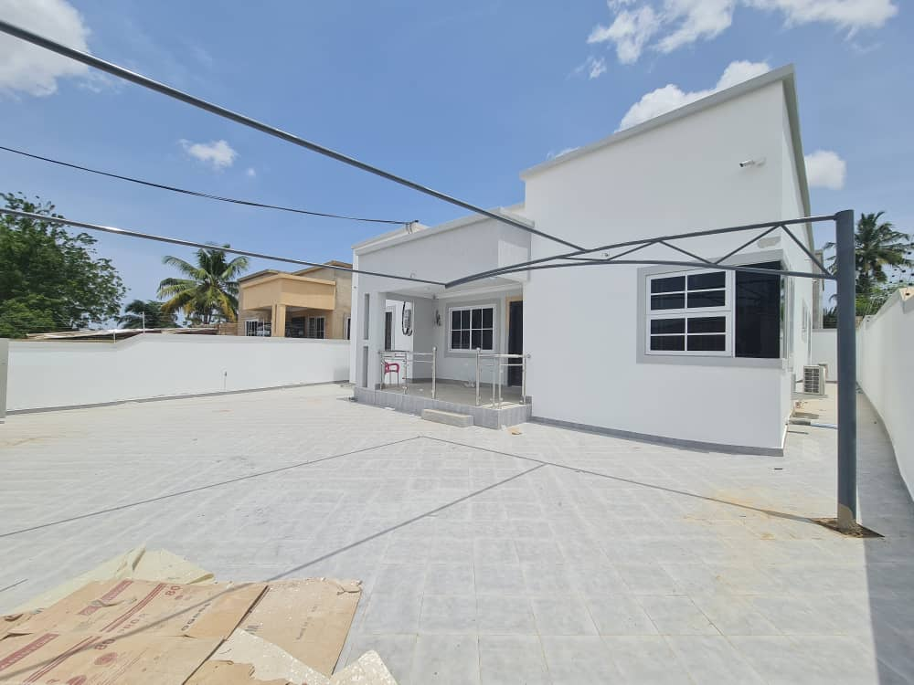 3 BEDROOM HOUSE FOR SALE AT POKUASE