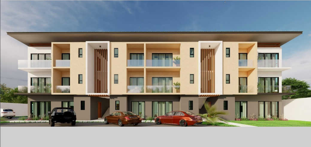 3 BEDROOM APARTMENT FOR SALE AT TSE-ADDO