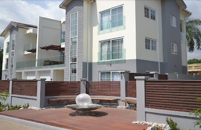 4 BEDROOM UNFURNISHED TOWNHOUSE FOR RENT AT AIRPORT RESIDENTIAL AREA