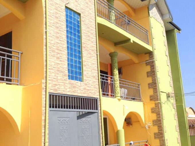 GATED COMPLEX FOR SALE AT ACP KWABENYA