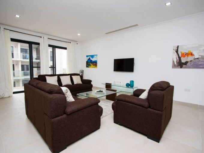 2 BEDROOMS FURNISHED APARTMENT FOR RENT AT CANTONMENTS