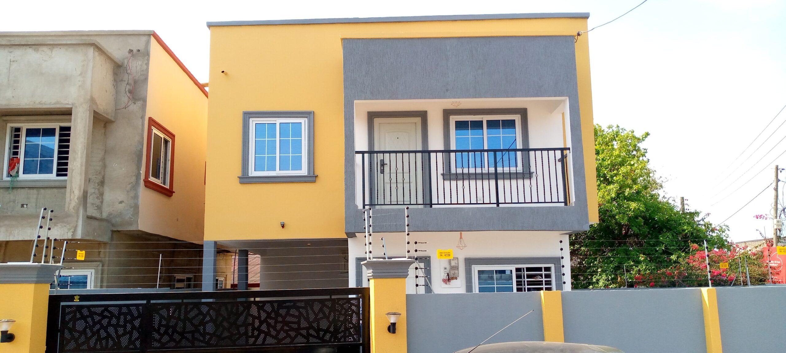 3 BEDROOM HOUSE FOR SALE AT SPINTEX, HFC ESTATE