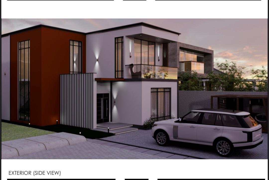 4 BEDROOM HOUSE FOR SALE AT SPINTEX, COMMUNITY 18