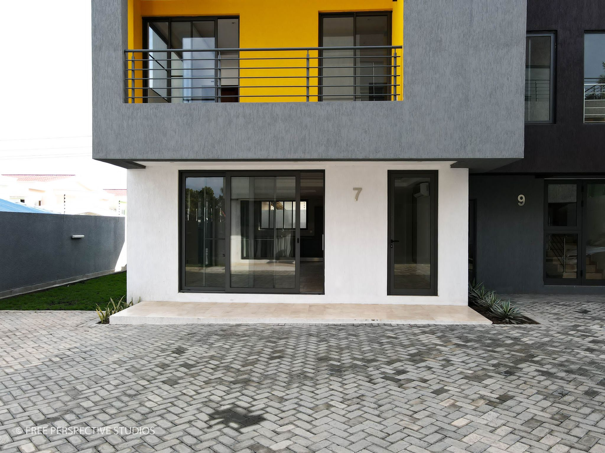 3 BEDROOM APARTMENT DUPLEX FOR SALE AT AIRPORT RESIDENTIAL AREA