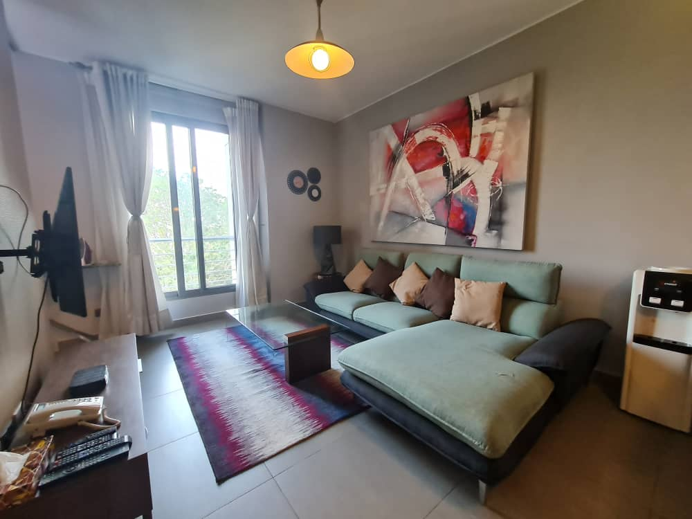 STUDIO FURNISHED APARTMENT FOR RENT AT RESIDENTIAL AREA